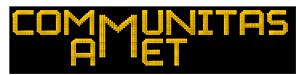 logo communitas amet